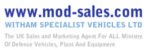 MOD Sales - Witham Specialist Vehicles
