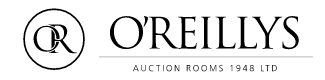OReillys Auction Rooms