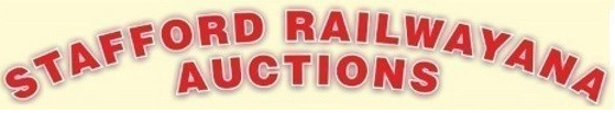 Stafford Railwayana Auctions