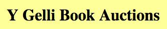 Y Gelli Book Auctions