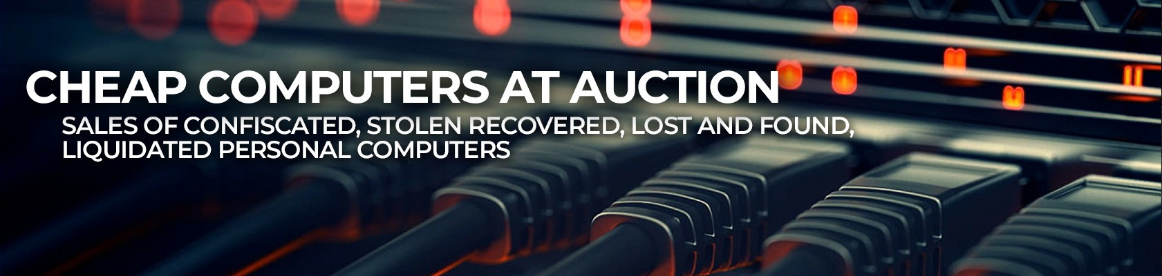computer auctions