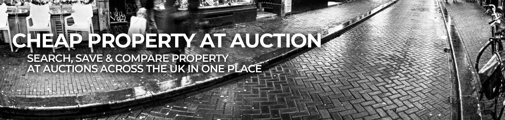 property and real estate at auction